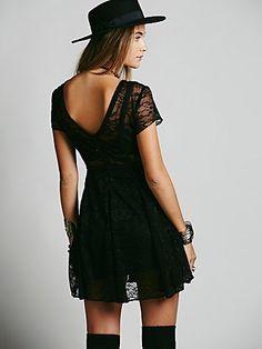 Made You Look Dress