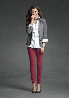 Super cute outfit for work. A Perfect Union - 6 - CAbi Fall 2012 Collection