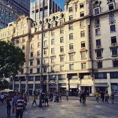 Patriarca Square - Sao Paulo, Brazil