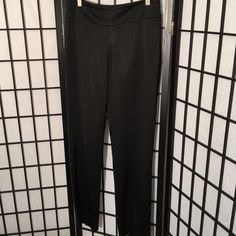 """❤️WHBM Sexy """"Sateen"""" Stretch tight leg pant❤️ White House Black Market Sateen """"Shiny"""" Black Stretchy or Spandex fit. No sign of wear or damage White House Black Market Pants Skinny"""