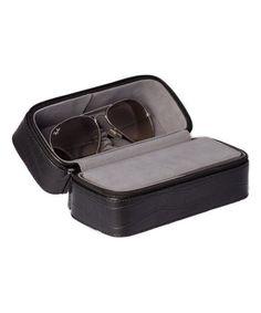 Men's Glasses Purposeful Protable Rectangle Zipper Sunglasses Hard Eye Glasses Case Eyewear Protector Box Glasses Storage Bag Holder