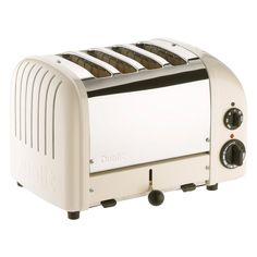 2 Slice Toaster Compact Stainless Steel Toaster with LED Timer Display Wide Slots Bagle Defrost Cancel Function for Breakfast Newest Version Toaster 900W-Silver