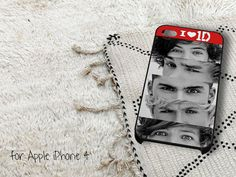 One Direction iPhone 4 iPhone 4S Case by gardenpiano on Etsy, $15.79