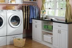 5 Organizing Ideas for an Easier Laundry Day - Inspired Organization