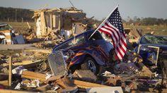 EUA têm ao menos 35 mortos após 3 dias de violentos tornados - Internacional - Notícia - VEJA.com