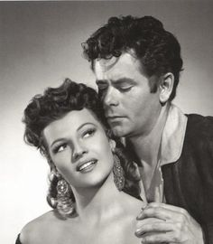 *-* Glenn Ford and Rita Hayworth