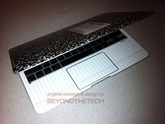 Composition Notebook -> Macbook.