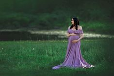 Taryn babyshower maternity dress - Miss Madison Boutique Maternity Gowns for Photography