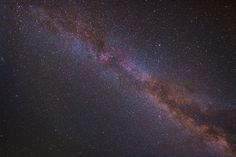 the Milkyway up in the sky! and a VideoTutorial to see how we made to do this photo!