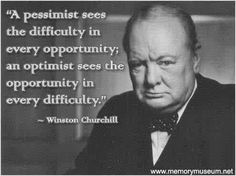 Posters, Prints and Wallpapers Optimism Winston Churchill Quotes Words Quotes, Wise Words, Me Quotes, Funny Quotes, Some Good Quotes, Great Quotes, Inspirational Quotes, Motivational, Churchill Quotes
