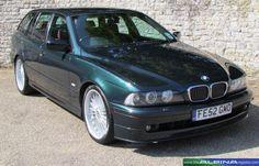 2002 BMW Alpina B10 4.8 V8S Touring