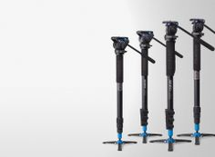 Video Monopods - need one of these for the video shoot...