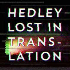 LP First single -Lost in Translation Lost In Translation, My Heart Is Breaking, Shit Happens, Lp, Star, Music, Musica, Musik, Muziek