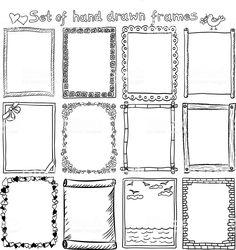 75 best drawing frames images in 2017 frames picture frame arabesque rh pinterest com