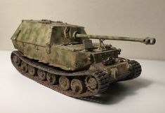 1/87 HO Ferdinand by Roco minitanks  - 101 of the 653 battalion  battle of Kursk
