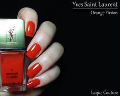 Yves Saint Laurent Orange Fusion