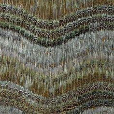 Schumacher Clearwater Blue Heron Wallpaper