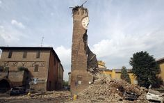 [NEWS]Italy Earthquake: Six Killed and Widespread Damage Across Northern Italy