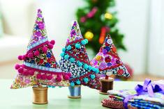 Make your own Liberty print Christmas Tree decoration