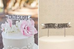 Giveaway: Share to Win this Cute Cake Topper