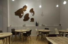 Dans son nouveau restaurant, David Toutain ne laisse rien au hasard