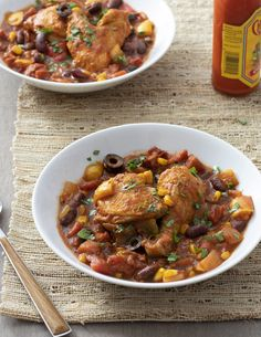 Sierra Chicken Stew