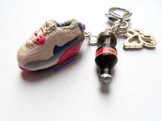 Brelok Air Max Nike od BezCukru w BezCukru - biżuteria z charakterem na DaWanda.com