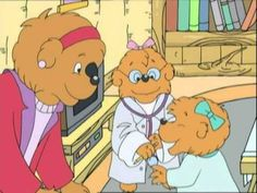 The Berenstain Bears: Go To The Doctor / Don't Pollute (Anymore) - Ep. 23