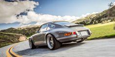 Flat Sex: Porsche 911 Reimagined by Singer  - RoadandTrack.com