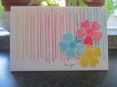 Gorgeous Grunge meets Flower Shop by Stampin Jacqueline