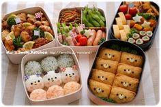 【2015★運動会のお弁当】|Mai's スマイル キッチン