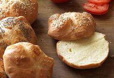 bread machine kaiser rolls