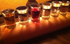 Drink a flight of house-made vodka at Moscow on the Hill.
