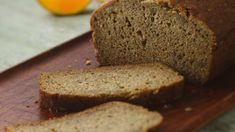 Gluten Free Banana Bread recipe and reviews - Have some very ripe bananas on the kitchen counter? There's no better way to use them than in banana bread! If you don't have bananas, try one of the just-as-tasty variations below.