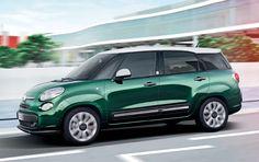 Fiat 500L Living | Townsman minivan | Fiat