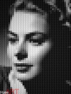 serial portraits - www.theohues.de