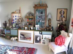 At Home With Linda Rodin