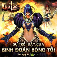 Tựa game mobile Việt mới được trình làng thời gian gần đây – Cửu Tộc đã nhận được sự quan tâm trong cộng đồng game thủ trong nước.