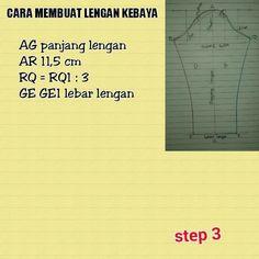Kutubaru pattern  Step 3