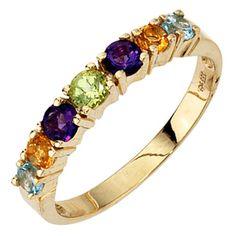 Peridot, Amethyst, Sapphire, Topas, Ring Verlobung, Karate, Bracelet Watch, Women Jewelry, Jewels
