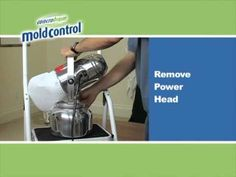 Instructional Fogging Video for Concrobium Mold Control We are using this to remove mold in our basement. The fogger gets in all those tiny areas that are hard to reach