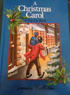 Treasury, A Christmas Carol, Christmas, character building, scrooge, cratchit, holiday, celebrate, Marley, ghost