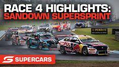 Race 4 Highlights - Penrite Oil Sandown SuperSprint | Supercars 2021 V8 Supercars, Touring, Super Cars, Highlights, Racing, Oil, Youtube, Running, Auto Racing