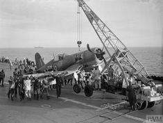 Royal Navy Aircraft Carriers, Ww2 Aircraft, Museums, Fighter Jets, Arms, Sea, Board, The Ocean, Ocean
