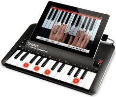 ION(アイオン) ピアノ練習キーボード iPad対応 Piano Apprentice【RCP】