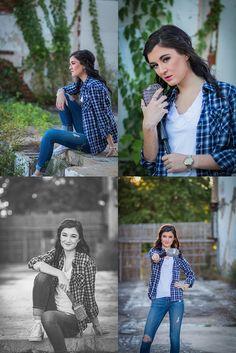 Stephanie McBee Photography - Harrison, Ar - Katelyn Thomas Valley Springs Senior 2017