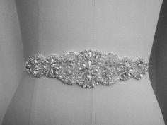 Hey, I found this really awesome Etsy listing at https://www.etsy.com/listing/255783829/bridal-sash-bridal-belt-wedding-sash