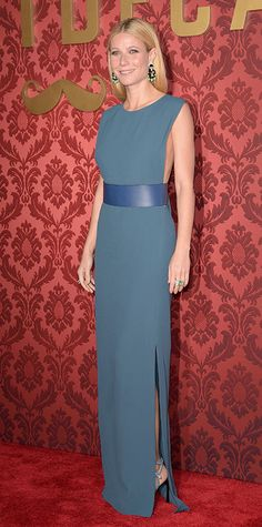 From Emma Stone to Kim Kardashian, See the Most Memorable Celebrity Lanvin Looks - Gwyneth Paltrow, 2015  - from InStyle.com