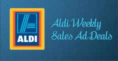 ALDI Weekly Ad (10/1 – 10/7) - The weather is changing time for warm comfort foods, pumpkin pie, seasonal Halloween decorations, and more! Check out why Aldi is my favorite go to place to get my pantry ready for Fall!