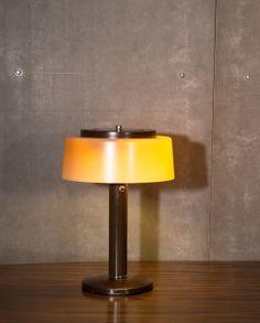 4,700 Baht // LAMP#005 RETRO LAMP / Size 30x30x41cm